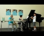 Embedded thumbnail for 9-Year-Old student playing for Sir James Galway